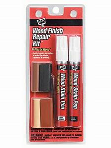 Wood furniture repair kit roselawnlutheran for Home depot furniture touch up pen