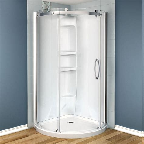 Maax Shower Stalls Installation - maax olympia 36 in x 36 in x 78 in shower stall in