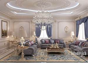French style from luxury antonovich design on behance for American home furniture qatar