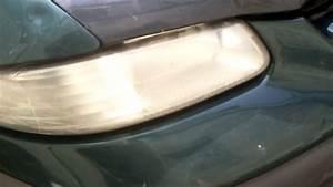 Renover Plastique Interieur Voiture : nettoyage optique voiture polissage optique de phare ~ Melissatoandfro.com Idées de Décoration