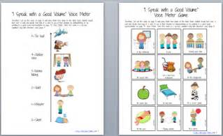 Teaching Social Skills Worksheets