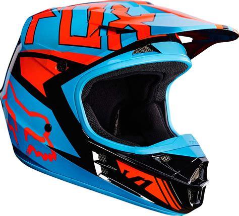 fox v1 motocross helmet 2017 fox racing v1 falcon helmet mx motocross off road