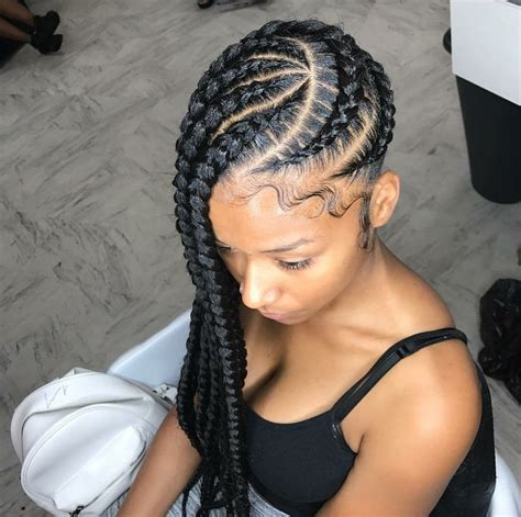 Cornrows Hairstyles by Cornrows Protective Cornrow Braided Hair Styles Braids