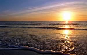 Beach Sunset Wallpaper 28814 1920x1200 px ~ HDWallSource.com