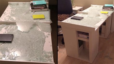 Student Desk Ikea Canada by Customer Upset After Ikea Desk Explodes Ctv Vancouver News