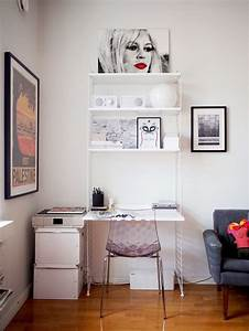 Etagere De Bureau : etagere bureau id es de d coration int rieure french decor ~ Teatrodelosmanantiales.com Idées de Décoration