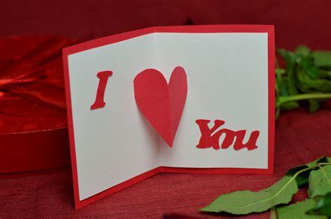 valentines day  pop  card template creative pop