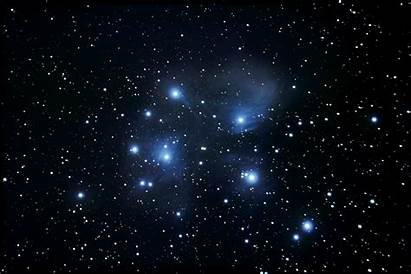 Cluster Star Sisters Seven M54 Copyright Times