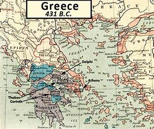 Troy Ancient Greece Map