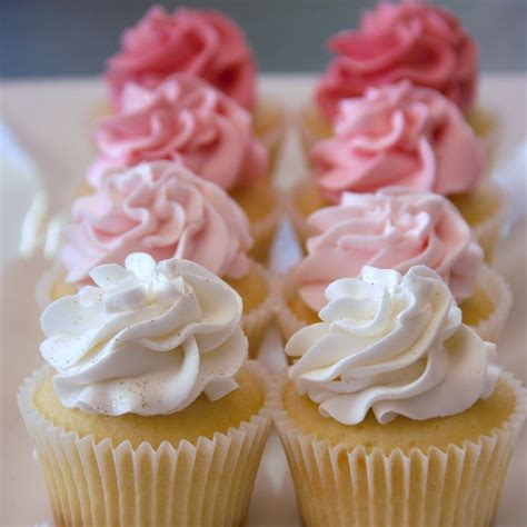 17 best ideas about pink cupcakes on pink