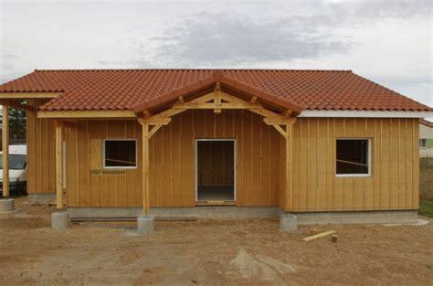 maison avec bardage sans entretien r 233 sinence