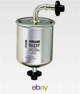Fram Fuel Filter Gas For Nissan Altima D21 Hardbody Pickup