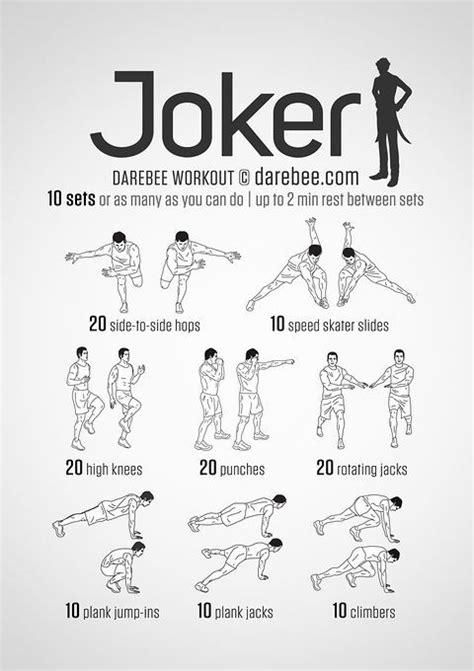 superhero workouts images  pinterest exercise