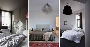 Modele Deco Chambre : d coration chambre gris ~ Teatrodelosmanantiales.com Idées de Décoration