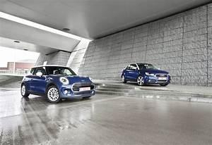 Essai Audi A1 : essai audi a1 1 6 tdi 105 vs mini one d moniteur automobile ~ Medecine-chirurgie-esthetiques.com Avis de Voitures