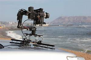Give your brushless gimbal the floating car ride it ...