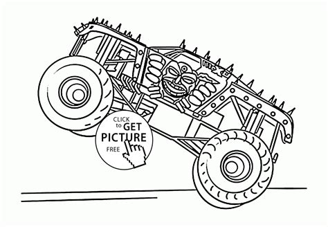 Blaze Coloring Pages Free Printable Print Blue Thunder