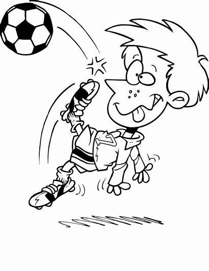 Printables Soccer Football Fun Coloring Diy