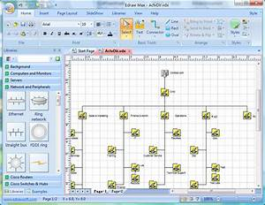 Visio Network Diagram Replacement Software