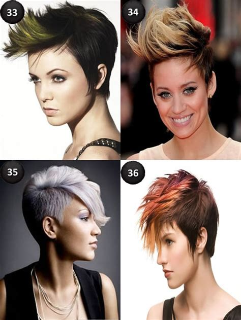 cool colors  short hair circletrest