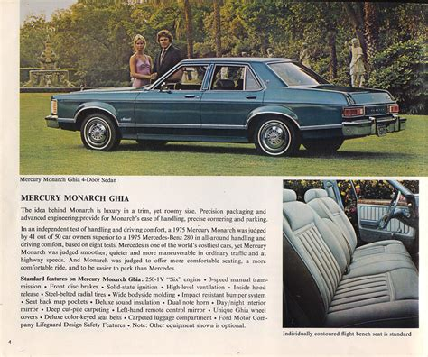 Mercury Lincoln 1978