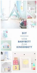 Wann Babyzimmer Einrichten : das babybett umbauen vom babybett zum kinderbett ~ A.2002-acura-tl-radio.info Haus und Dekorationen