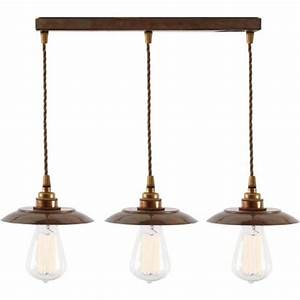 Bare bulb bar pendant ceiling light lights hanging on