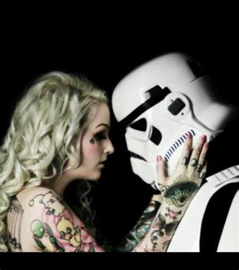 I Wanna Do A Shoot Like This But With A Boba Helmet Instead Of A Stormtrooper Nerdy Baby