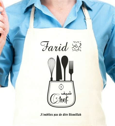 tablier de cuisine homme pas cher beaucoup de variante en photos de votre tablier personnalisé