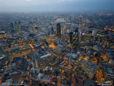 National Geographic, London, England, Uk, Cityscape