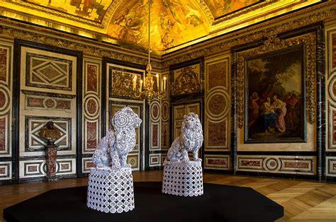 plus belles photos et images du chateau de versailles de parc de ses jardins galerie des