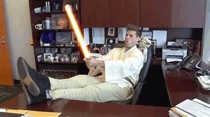 Wars Star Lightsaber Jedi Dynamo Houston Horst