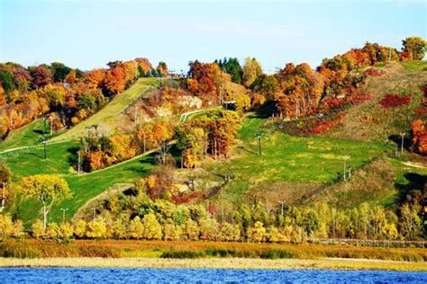 Mississippi River Boat Cruise Wisconsin by Chestnut Mt Resort Overlooking Mississippi River Picture
