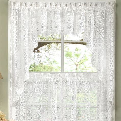 Wayfaircom Kitchen Curtains autumn 60 quot kitchen curtain valance wayfair