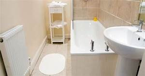 12 bathroom paint colors that always look fresh and clean for Good housekeeping bathrooms