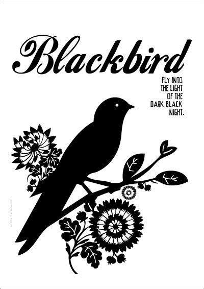 beatles song  blackbird    loved  song