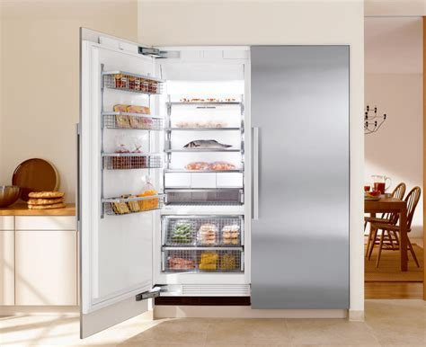 Miele F1803 30 Inch Fully Integrated All Freezer with