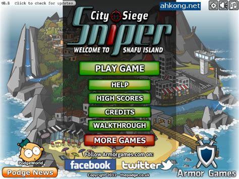cyti siege city siege sniper ahkong