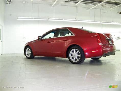 2008 Cadillac Cts Awd by 2008 Cadillac Cts 4 Awd Sedan Exterior Photo