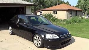 Honda Civic Ek Project