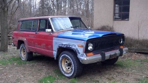 jeep chief 1979 buy used 1979 jeep cherokee chief s in titusville new