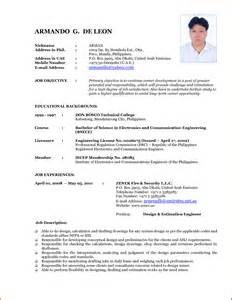 format of resumes format of cvreference letters words reference letters words