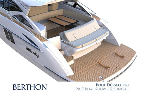 Boat Round Up by Boot D 252 Sseldorf 2017 Boat Show Round Up Windy Boats