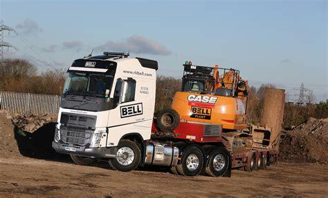volvo group trucks r k bell group ltd returns to volvo trucks fleet uk haulier