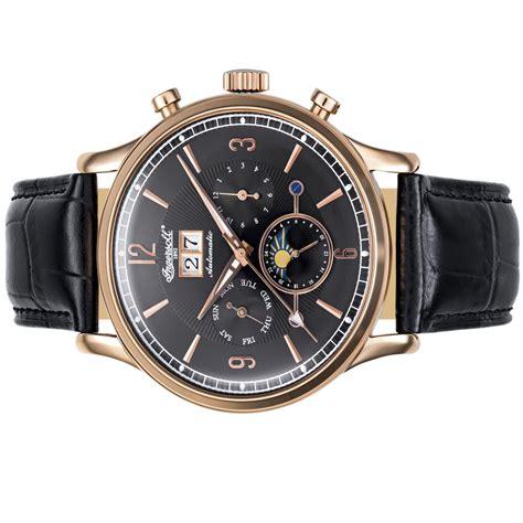 uhr automatik herren ingersoll herren uhr armbanduhr automatik byron in1404rbk