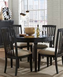 captiva round dining room furniture from macys decorations