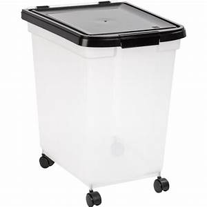 50 lb dog food storage containers storage designs With dog food container 50 lbs