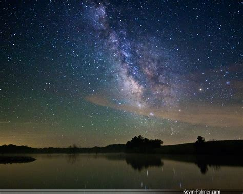 Lake Sugema Milky Way Kevin Palmer Check Out