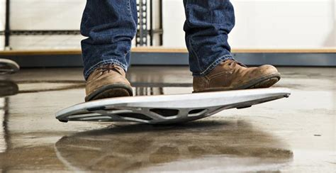 standing desk balance board fluidstance level standing desk