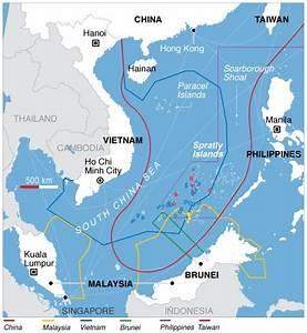 Territorial disputes in the South China Sea - Wikipedia